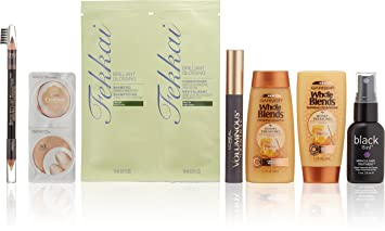 Amazon.com : Women's Makeup & Hair Care Beauty Sample Box ($9.99 ...