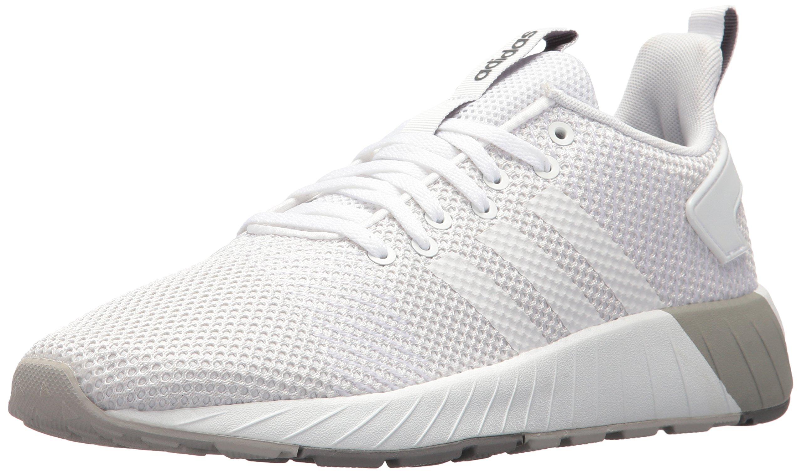 adidas Men's Questar BYD, White/Grey Two, 6.5 M US