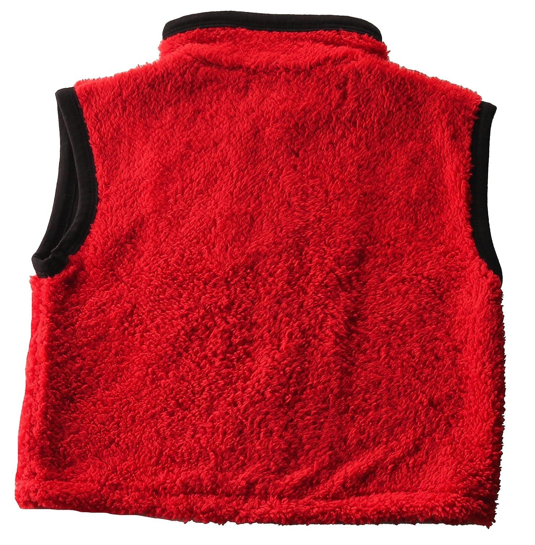 Case IH Toddler Boys Sherpa Vest FBV-753-TO