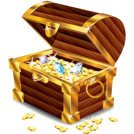 Treasure Hunt Games (Treasure Hunt brain game)