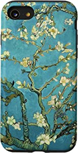 iPhone SE (2020) / 7 / 8 Vincent Van Gogh Blossoming Almond Tree Case