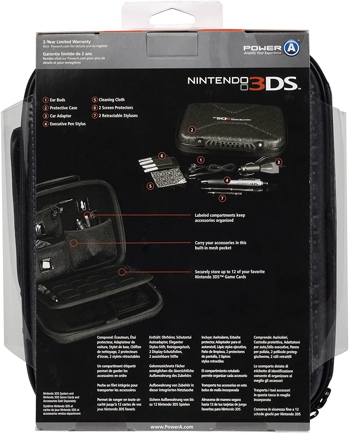 Amazon.com: Nintendo Official Excursion Starter Kit for 3DS ...