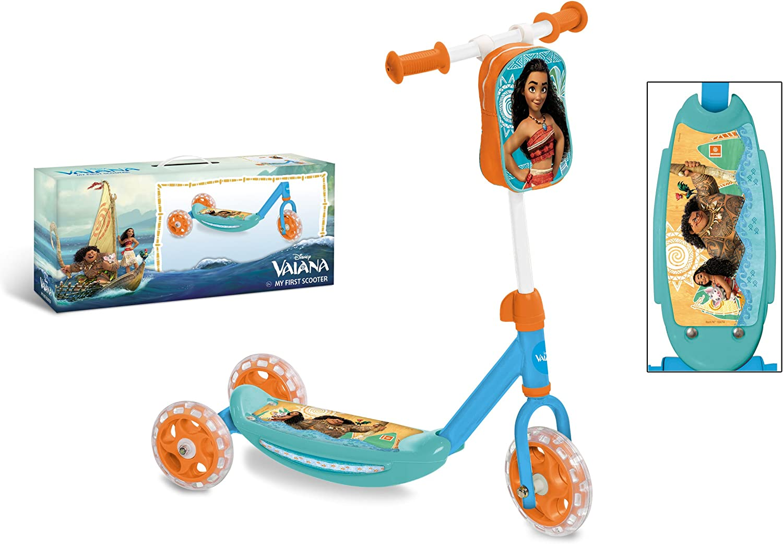 Amazon.com: Mondo World 18474 - Patinete 3 ruedas Mi primer ...