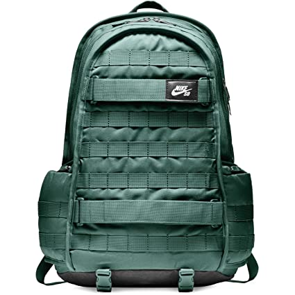 b0900d2d146 Nike SB RPM Solid Backpack Clay Green/Black: Amazon.co.uk: Clothing