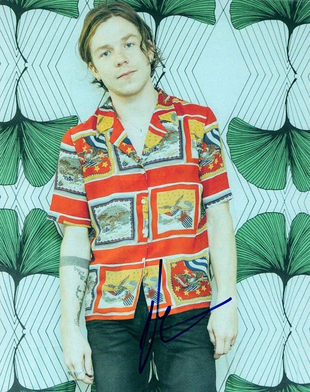 Matt Shultz Signed Autographed 8x10 Photo Lead Singer Of