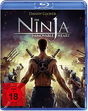 The Ninja - Immovable Heart Blu-ray Francia Blu-ray: Amazon ...