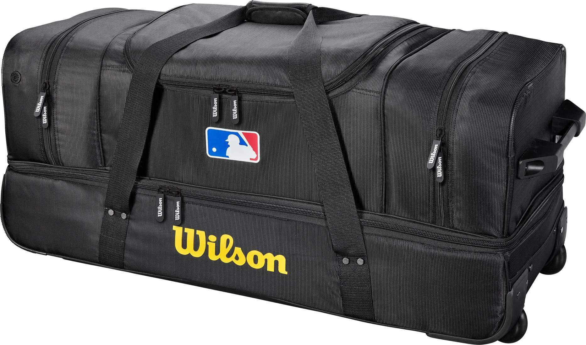 Wilson Sporting Goods Umpire Bag, Black
