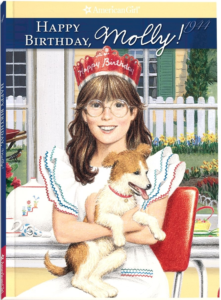 Happy Birthday Girl Reading Book Limastanitocom