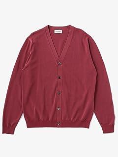 Fine Gauge Cotton V-neck Cardigan 1113-106-0222