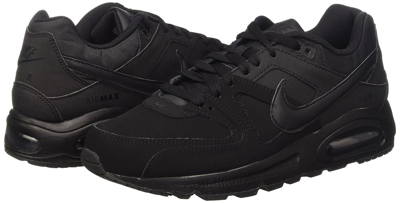 Nike Herren Air Max Command Leather Sneakers