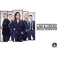 Law & Order: Special Victims Unit Season 20 HD