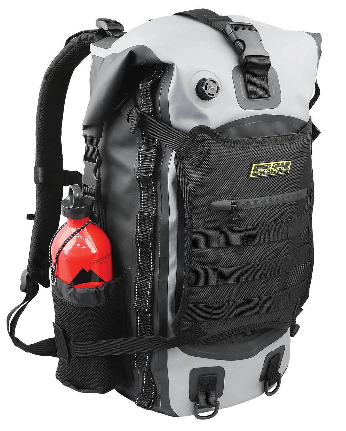 Nelson Rigg SE-3040 40 Liter Gear Hurricane 40L Waterproof Backpack/Tail Pack
