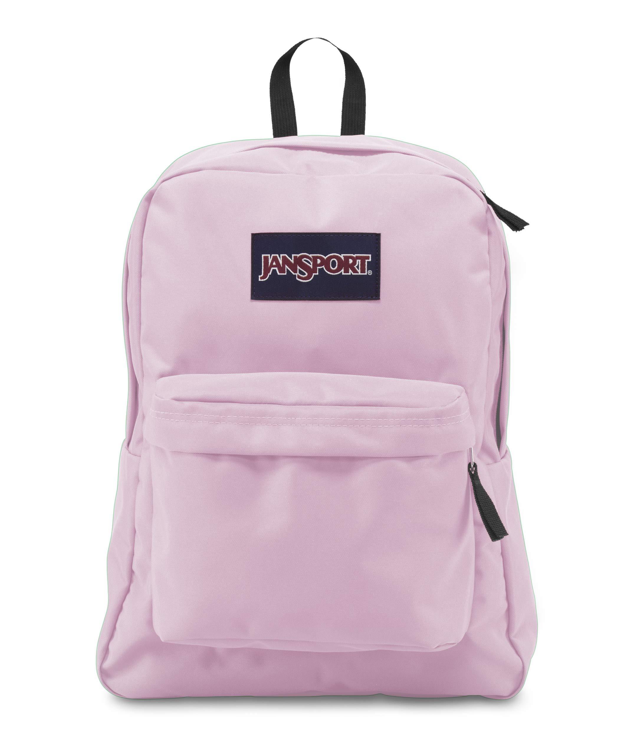 JanSport JS00T5013B7 Superbreak Backpack, Pink Mist by JanSport (Image #1)