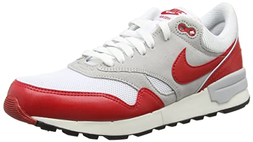 606ca40ec54a Nike Men s Air Odyssey White University Red NTRL Gry Sl Running Shoe 7.5