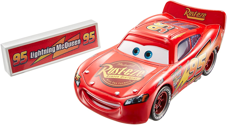 Amazon Com Disney Pixar Cars Movie Moments Die Cast Lightning