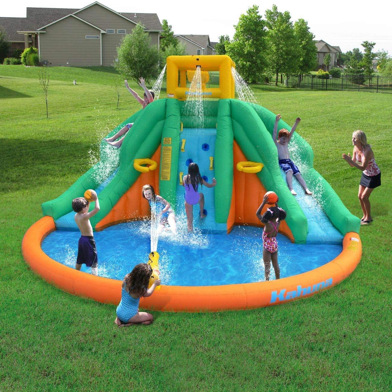 Top 11 Best Water Slide Pools Inflatable (2020 Reviews) 2