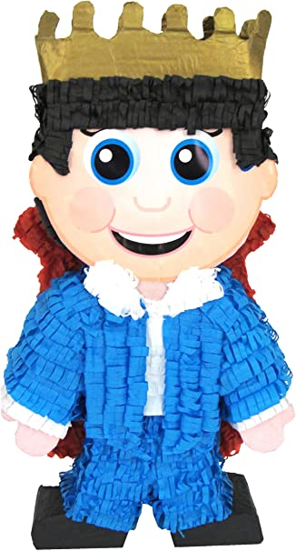 Amazon.com: Azteca Importaciones Prince Pinata: Toys & Games