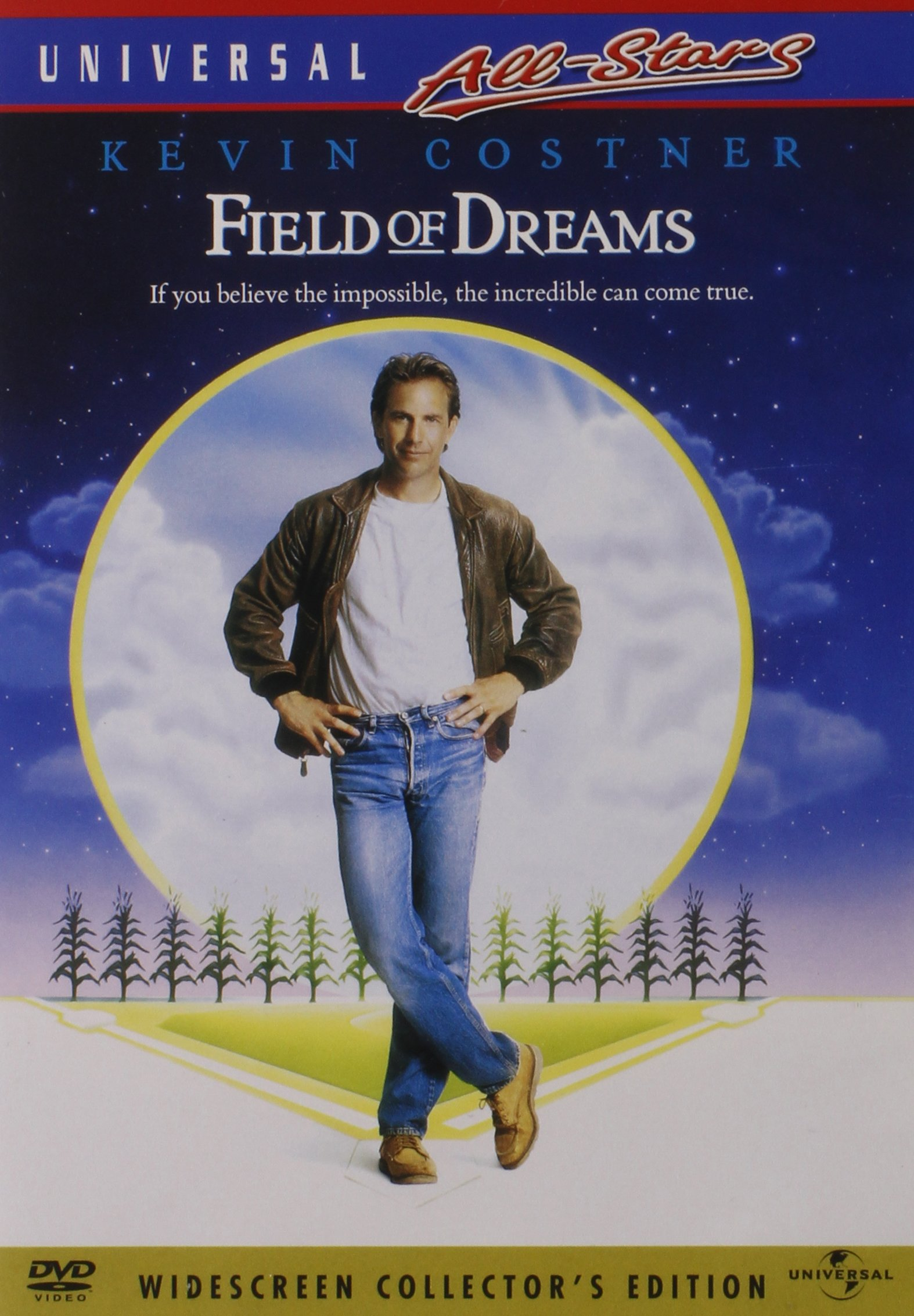 DVD : Field Of Dreams / Special Edition & Ws & Keep Case (Special Edition, Widescreen, Keep Case Packaging)