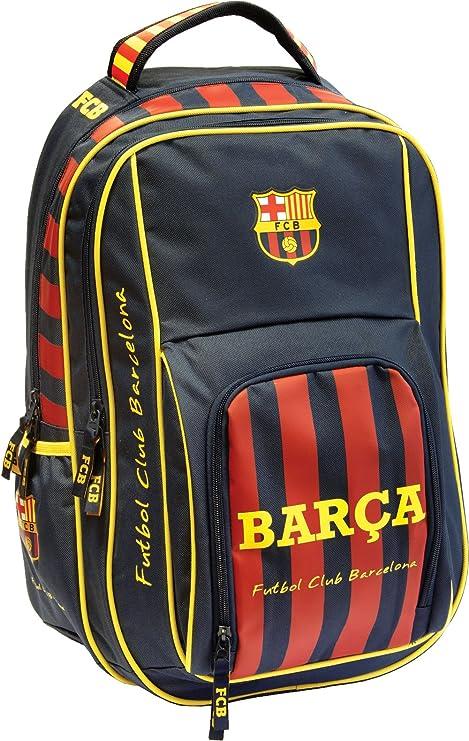 Premium * * * FC Barcelona Mochila España Mochila Escolar Messi Sport Mochila
