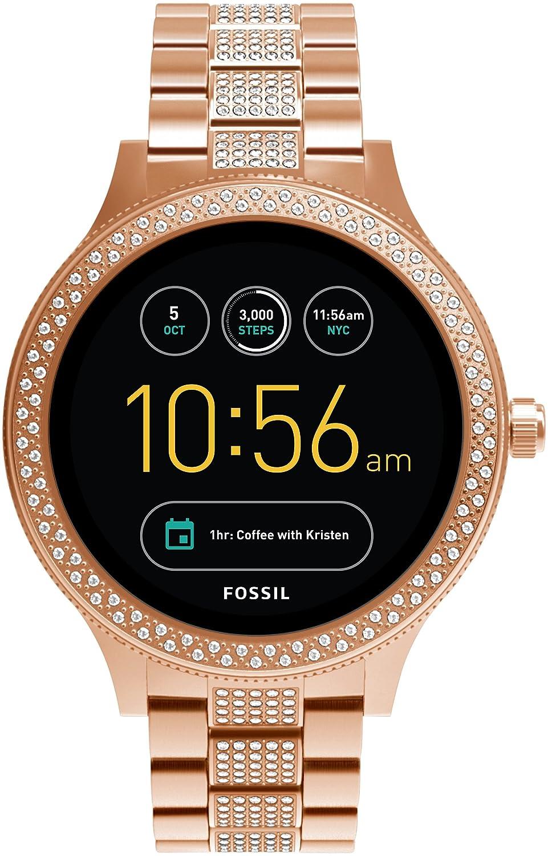 [フォッシル]FOSSIL 腕時計 Q VENTURE タッチスクリーンスマートウォッチ ジェネレーション3 FTW6008 レディース 【正規輸入品】 B075RVWFF1