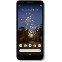 Google Pixel 3a 对开式 黑色G020G 3a 3A Purple-ish