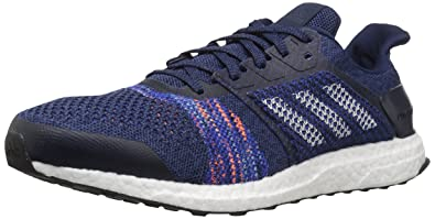 competitive price 0a82f b2d06 adidas Men s Ultraboost ST, Noble Ink White Collegiate Navy, 6 M US