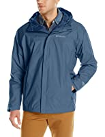 Columbia Men's Big and Watertight II Packable Rain Jacket, Steel