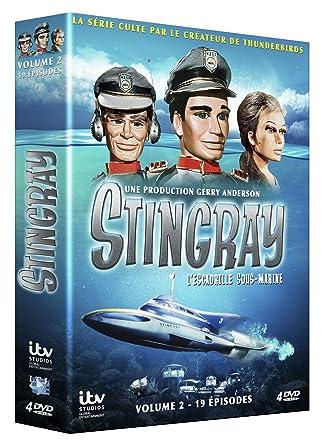 Stingray : Escadrille sous marine - Vol. 2 Francia DVD: Amazon.es ...