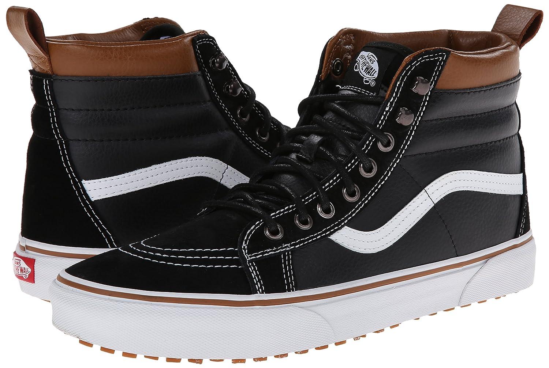 Unisex Shoes Vans SK8-Hi MTE (MTE) Black/True White