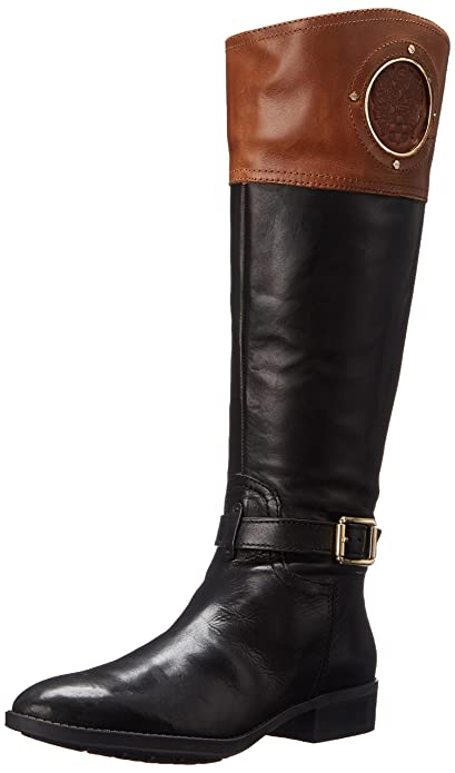 Amazon.com | Vince Camuto Women's Phillie Riding Boot | Knee-High