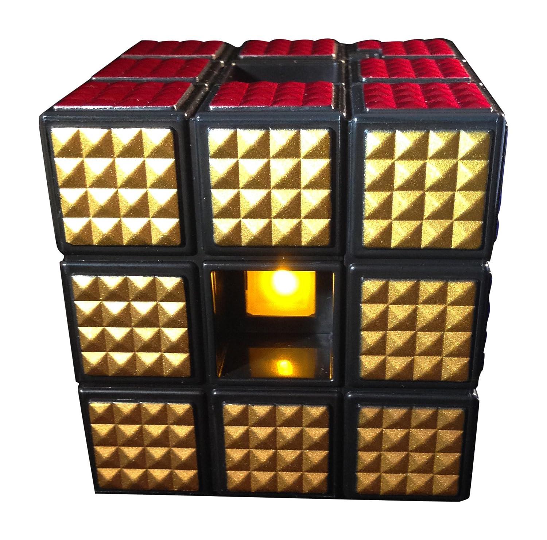 人気満点 Rubik's [並行輸入品] Cube Revolution Titanium Edition by Revolution Techno Source [並行輸入品] Edition B0027MXZV0, 鶴田町:4e2b2264 --- quiltersinfo.yarnslave.com