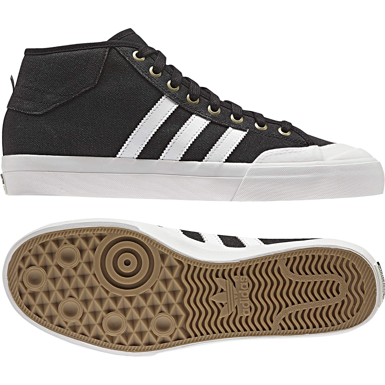 Adidas Herren Matchcourt Mid Skateboardschuhe Schwarz B01NBMZJPR Skateboardschuhe Mode Mode Mode dynamisch 372aa1