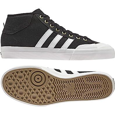 competitive price 6a691 95737 Adidas Matchcourt Mid – Chaussures Sportives Hommes, Noir –  (Negbas Balcri Dormet