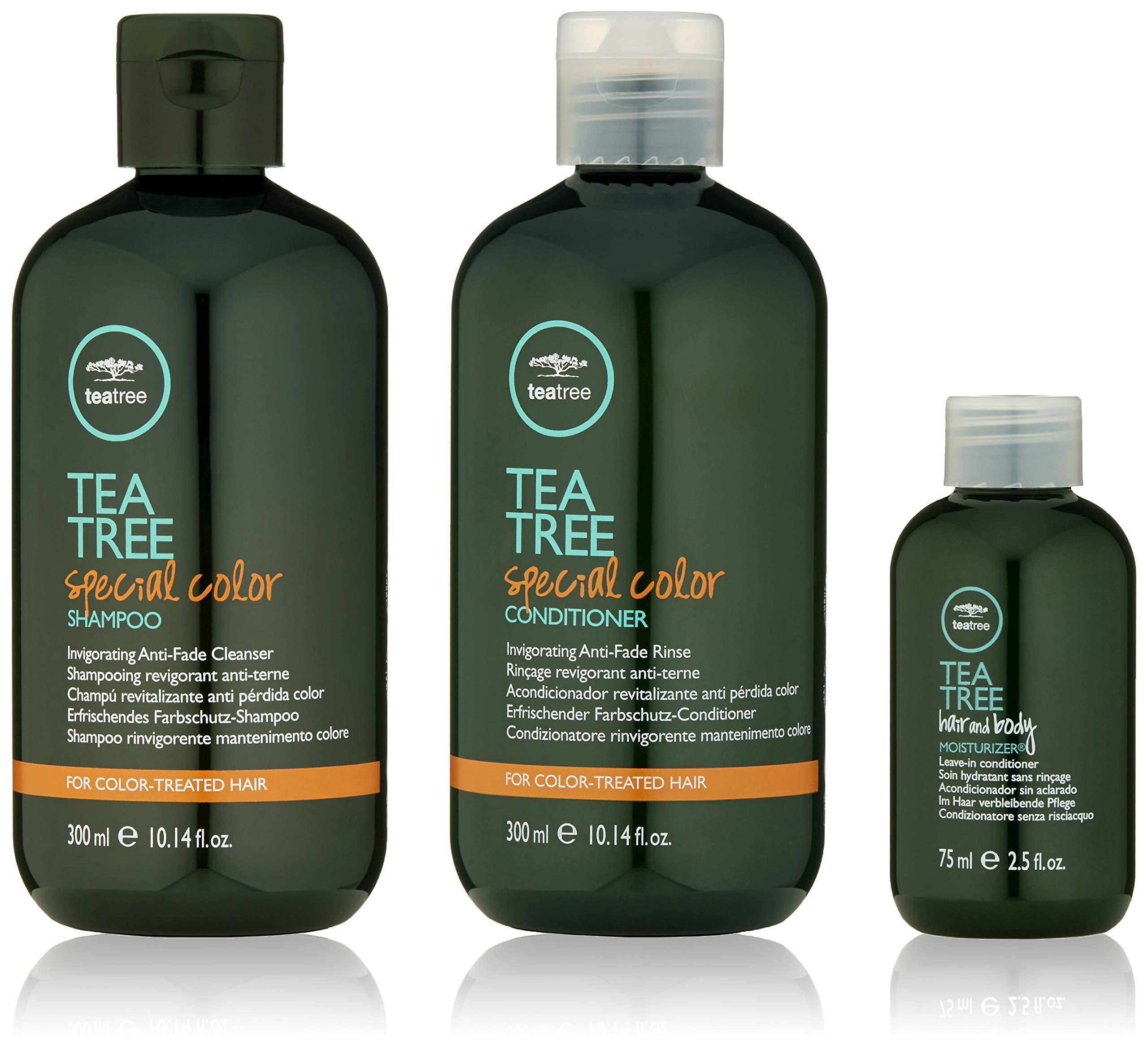 Tea Tree Tingle & Conditioner Color Indulgence Set by Tea Tree