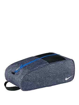 Nike Sport III Shoe Tote Bag (Dark Obsidian/Silver)