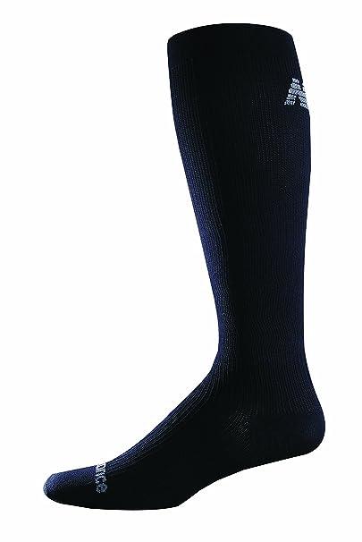 0d3c20f48855c Amazon.com: New Balance Unisex 1 Pack Wellness Compression Over the Calf  Socks,Medium,Black: Clothing