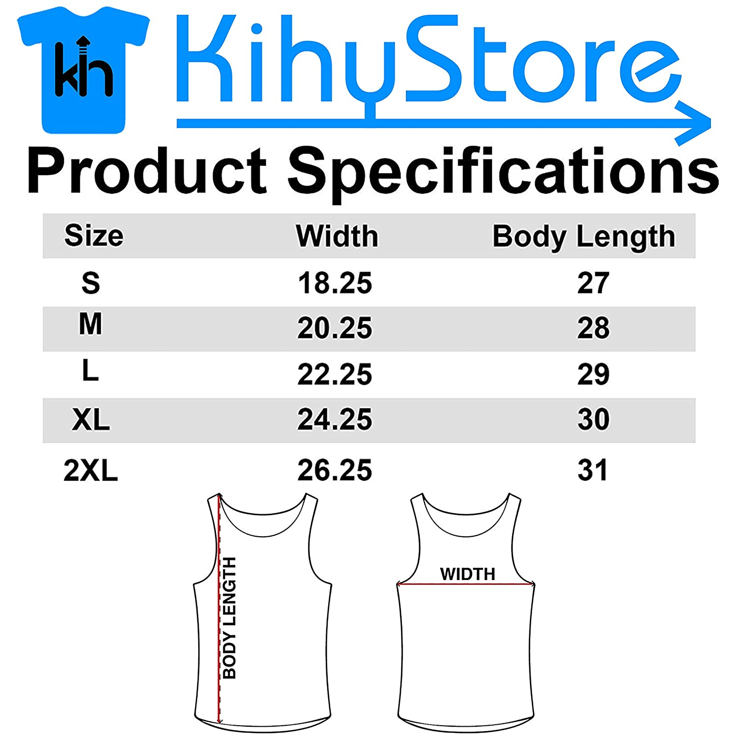 Kihy Store You Cant Scare Me I Have Three Daughters Tank Top Shirts