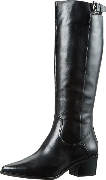 Guión Frugal Entender mal  Geox D Lia A D640HA00043 - Botas altas para mujer: Amazon.es: Zapatos y  complementos