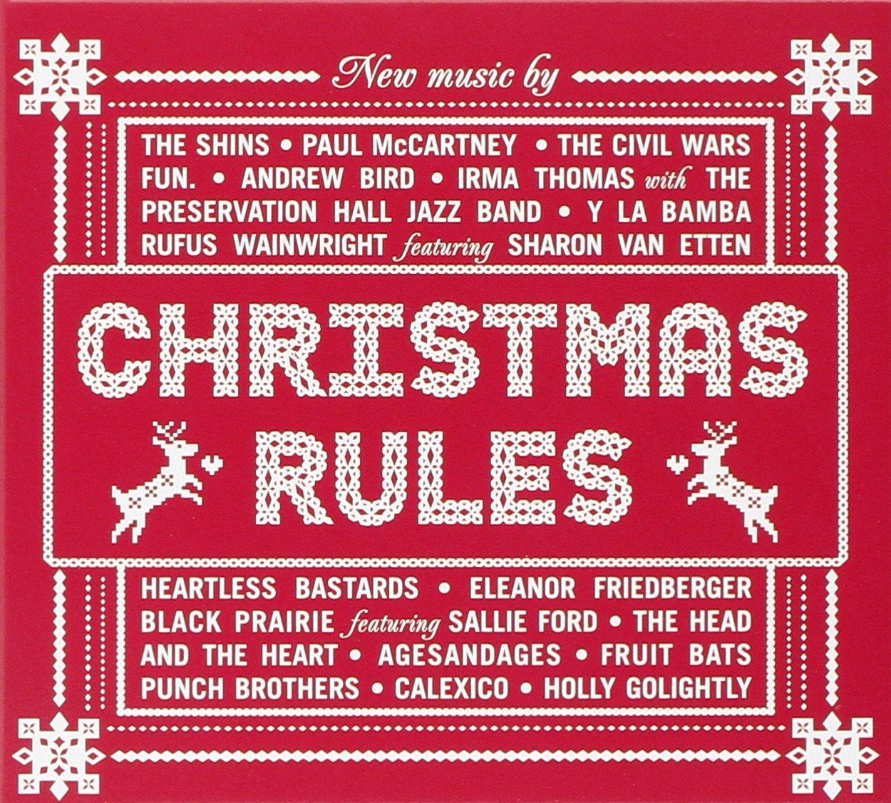 Christmas Rules: Amazon.co.uk: Music