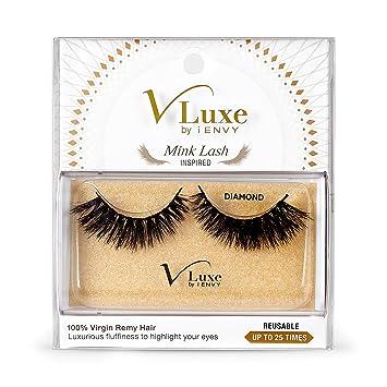 e8b21de1bc1 V Luxe Mink Lashes Diamond: Amazon.ca: Beauty