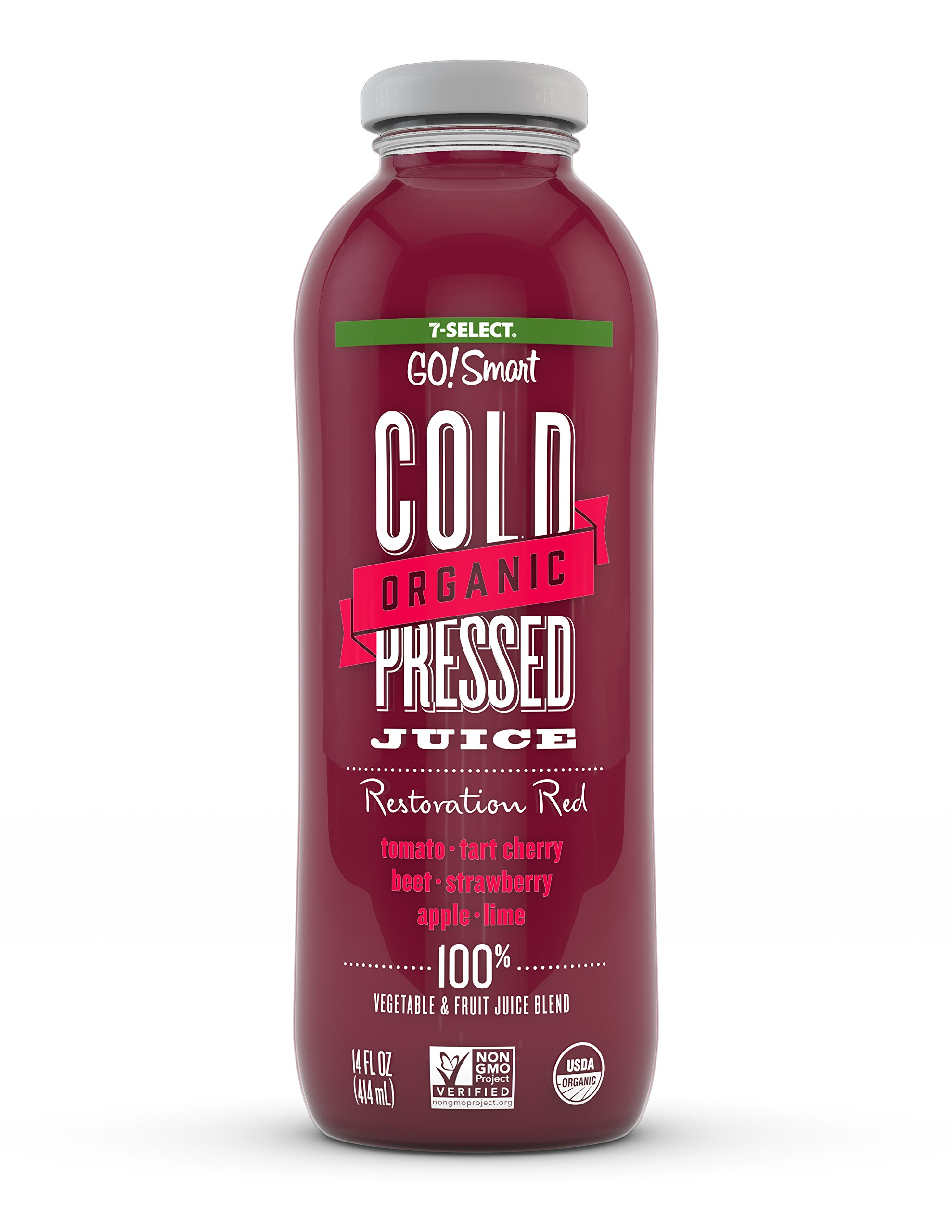 Amazon Com 7 Select Organic Cold Pressed Juice Variety