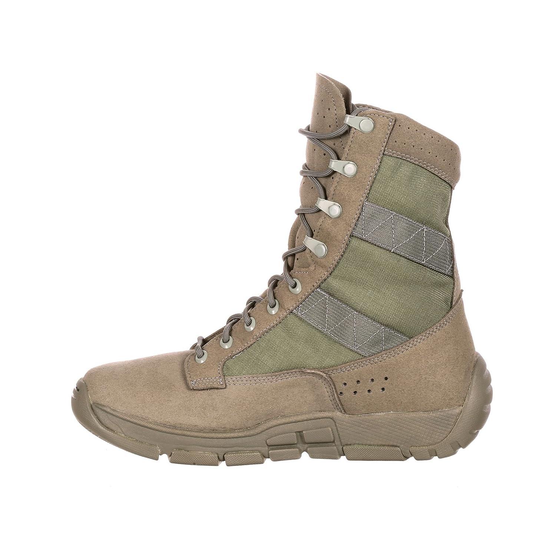 FB Fashion Fashion Fashion Stiefel Rocky Stiefel FQ0001073 W C4T Trainer Military Grün Herren Military Stiefel Grün Outdoorstiefel Armeestiefel 376be2