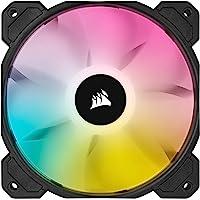 Corsair iCUE SP120 RGB ELITE Performance 120 mm PWM Single Fan