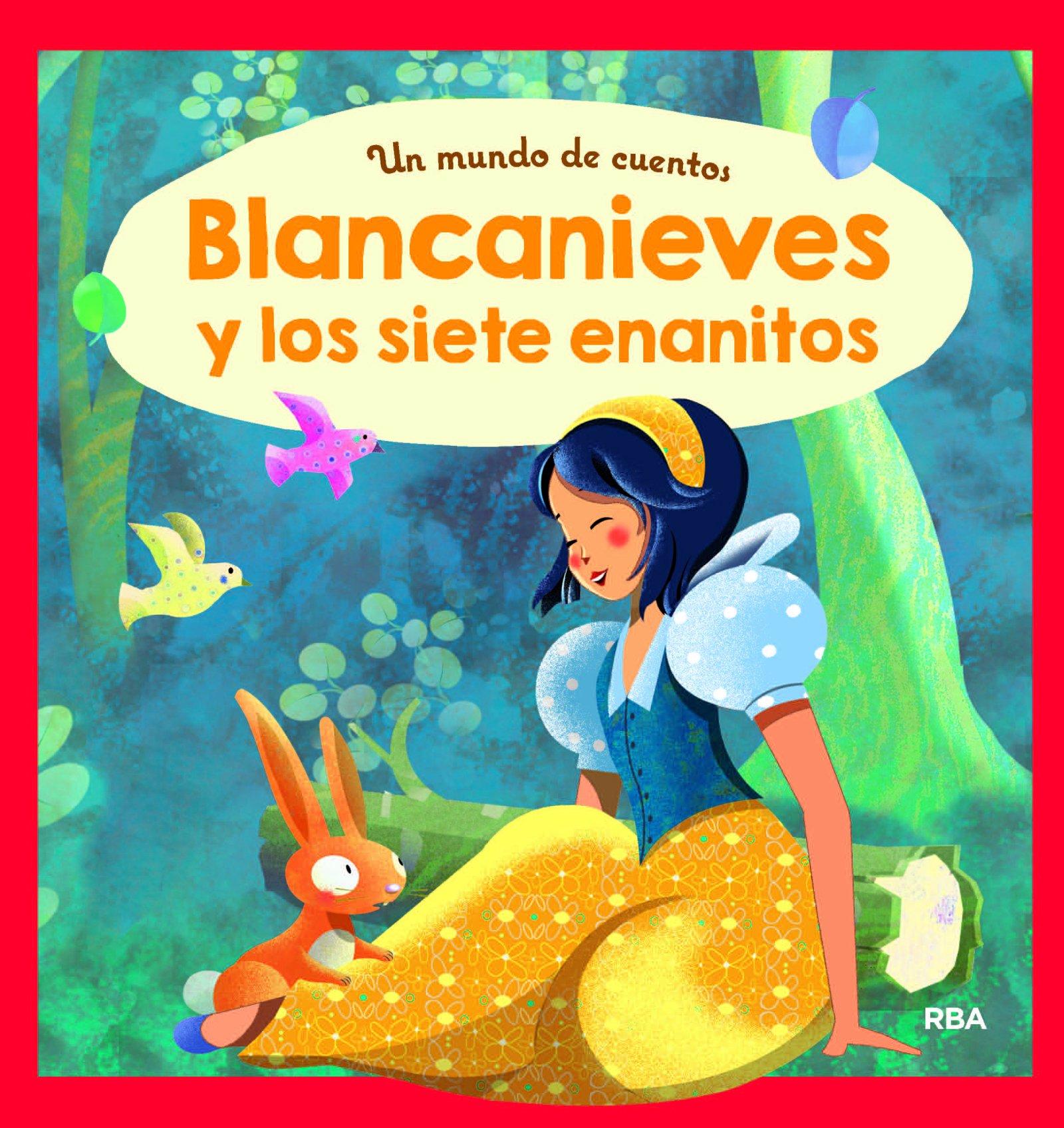 Un Mundo De Cuentos Blancanieves Y Los Siete Enanitos Cofre Encantado Spanish Edition Varios Molino Rba 9788427209305 Books