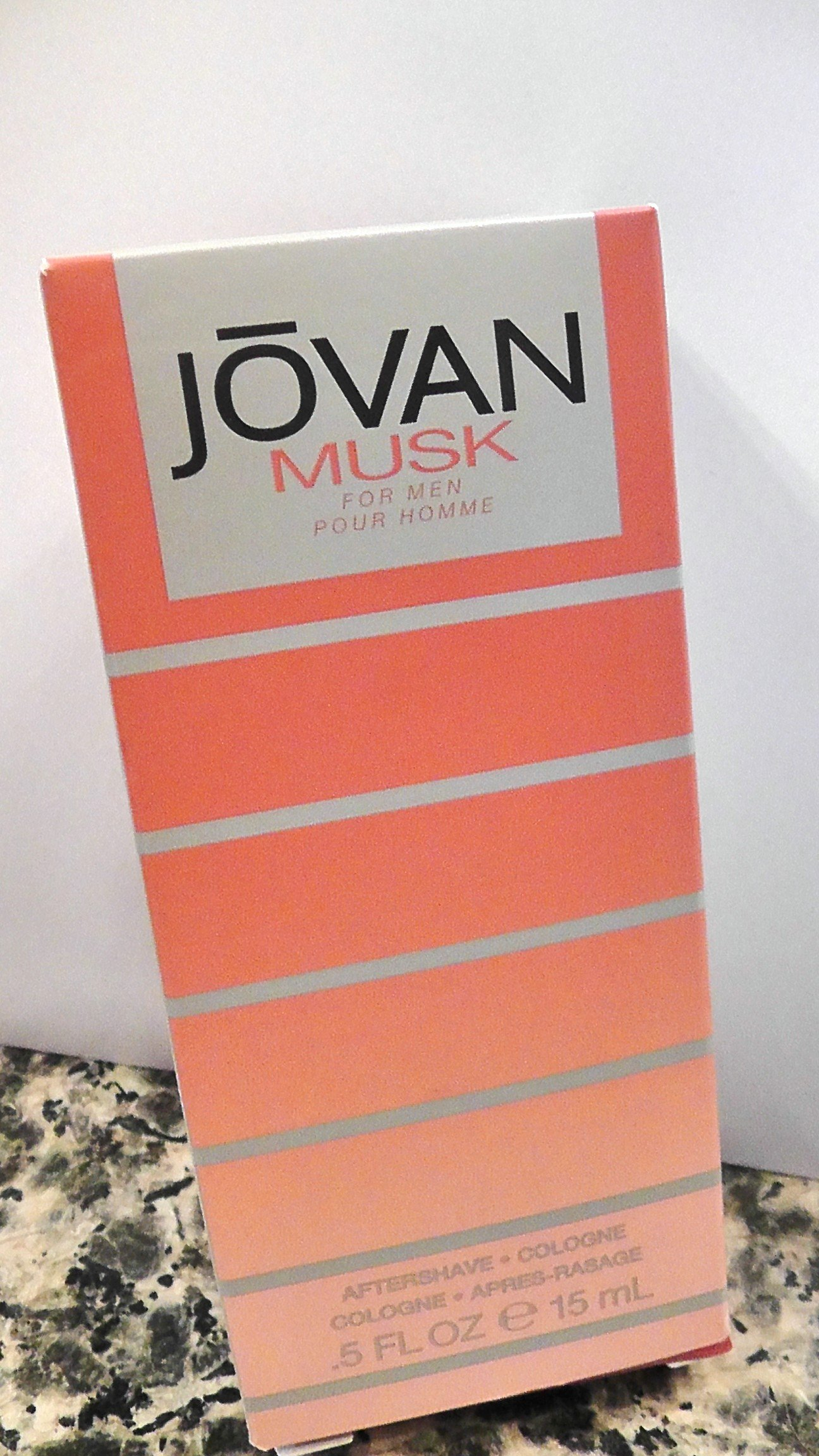 JOVAN MUSK For Men. FREE GIFT WITH YOUR ORDER!!