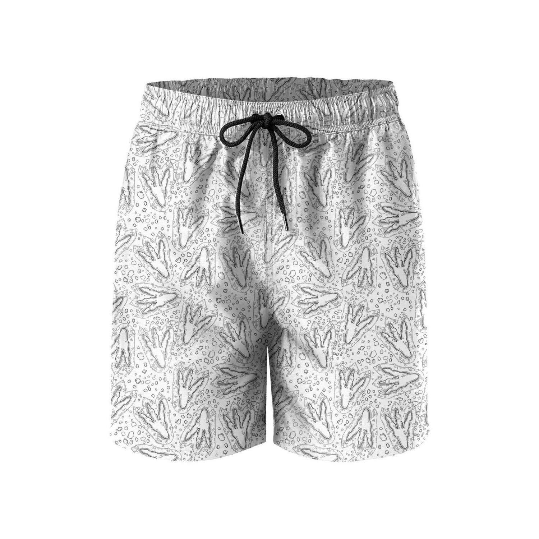 G.Jensen Beach Shorts Bape Mans Ultra-Light Swim Trunks Casual Board Pants