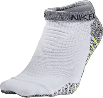 Nike M Ng LTWT Low Calcetines, Hombre, Blanco (White/Black),