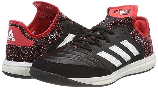 super popular f52df dd2ac adidas Copa Tango 18.1 Trainers Street, Scarpe da Calcio Uomo, Nero SchwarzWeißRot,  46 EU Amazon.it Scarpe e borse