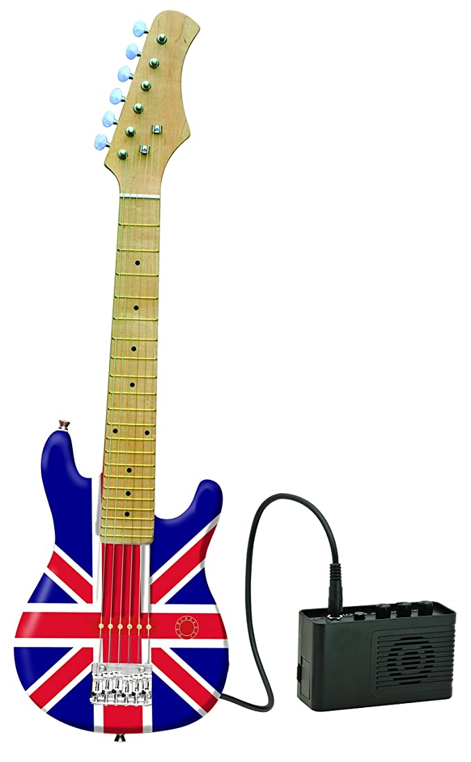 Lexibook  -  K2600L  -  Guitare Electrique avec Ampli