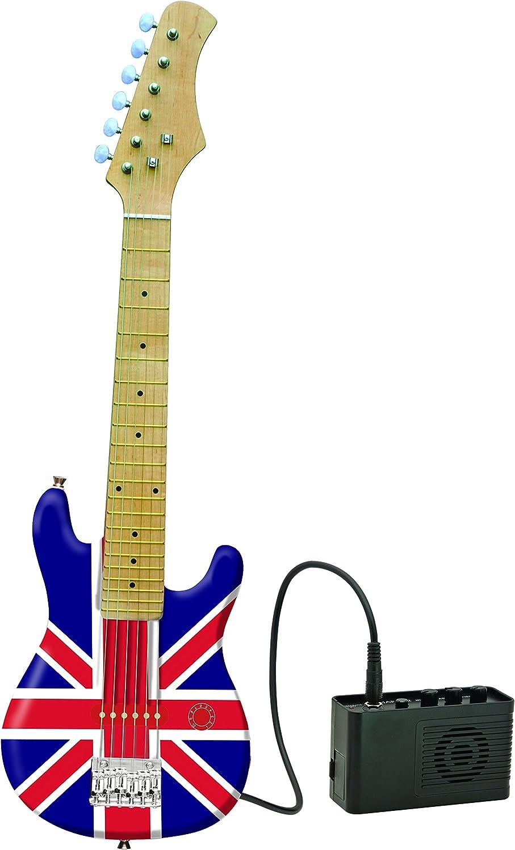 LEXIBOOK - Guitarra eléctrica con Amplificador (K2600L): Amazon.es ...